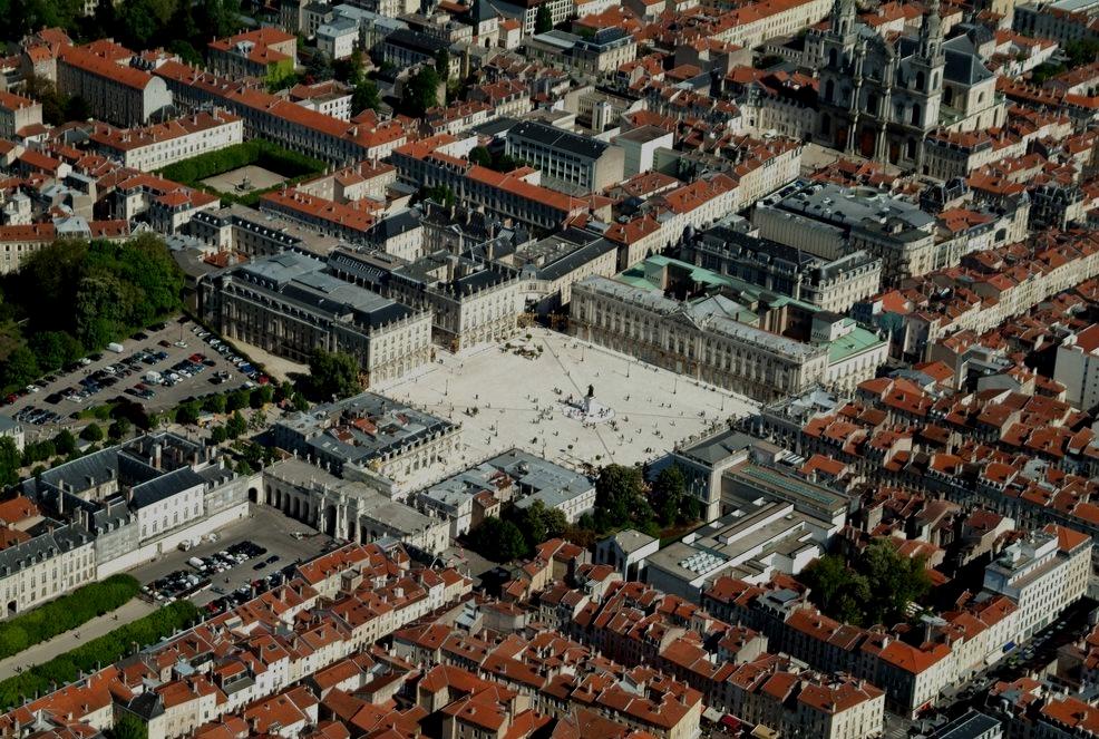 Le marché immobilier à Nancy dans l'hyper centre ville